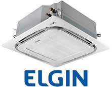 AR CONDICIONADO SPLIT CASSETE ELGIN ECO 60.000 BTU/H QUENTE/FRIO 220V R-410A