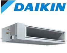 AR CONDICIONADO SPLIT DUTO INVERTER DAIKIN 31.000 BTU/H QUENTE/FRIO 220V R-410A FBQ30AVL