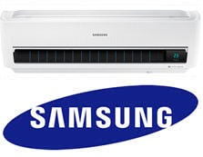 AR CONDICIONADO SPLIT HI WALL DIGITAL INVERTER SAMSUNG WIND FREE 9.000 BTU/H FRIO