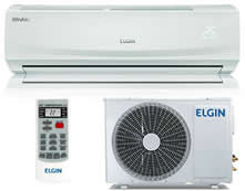 AR CONDICIONADO SPLIT HI WALL ELGIN ECO PLUS 12.000 BTU/H QUENTE/FRIO