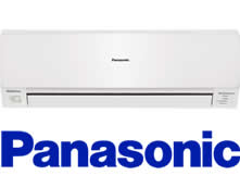 AR CONDICIONADO SPLIT HI WALL INVERTER PANASONIC 12.000 BTU/H QUENTE/FRIO ECONAVI CS-RE12PKV-7