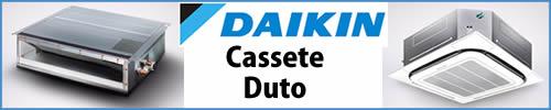 Ar Condicionado Cassete Duto Daikin