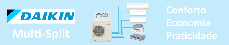 Ar Condicionado Multi Split Daikin Advance
