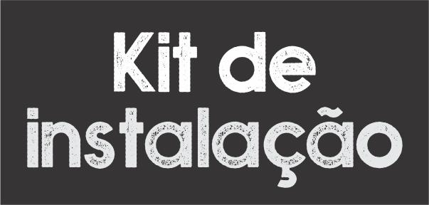 Kit Instalação Ar Condicionado