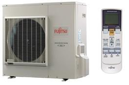 Ar Condicionado Split Cassete Inverter Fujitsu