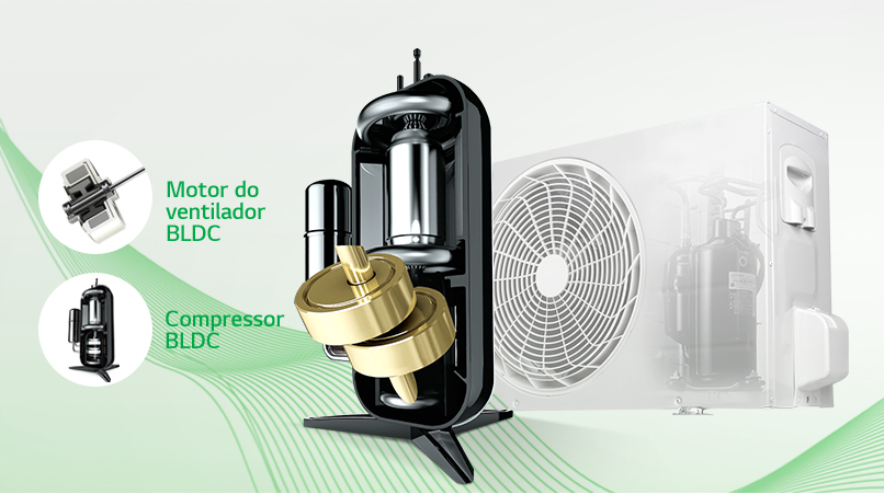 Condensadora Multi Split Inverter LG